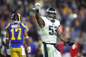 Don't rule out a Nigel Bradham and Philadelphia Eagles reunion in 2020