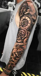 35 Cool Sleeve Tattoos For Men Women With Images Tatuaze