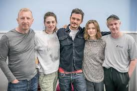 Orlando Bloom joins Killer Joe co-stars as he prepares for return to West  End stage   London Evening Standard