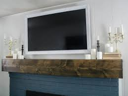 how to build a and easy tv frame