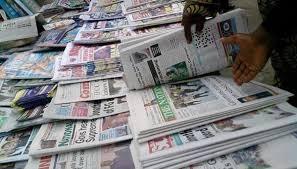 Major News headlines in Nigeria today ...