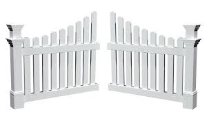 New England Arbors Cottage White Picket Wings Va74338 Walmart Canada