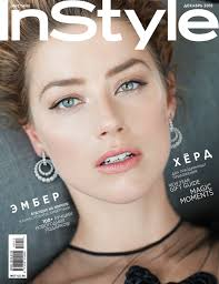 amber heard for instyle russia december