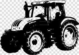 Tractor Land Vehicle Steyr Tractor Sticker Wall Decal Case Ih Fendt New Holland Agriculture Mccormick Tractors Transparent Background Png Clipart Hiclipart