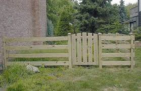 Allegheny Fence Wood Wood Fence Gate Designs Fence Gate Design Front Yard Landscaping