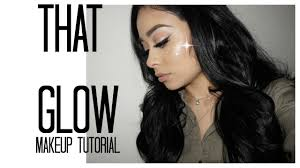that glow makeup tutorial abh that