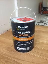 bostick laybond wood floor adhesive