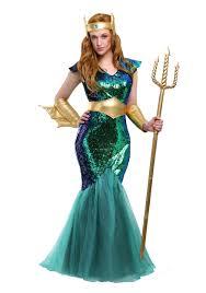 sea siren costume for women