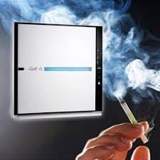 air purifiers for smoke smokers
