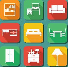 Hasil gambar untuk furniture icon