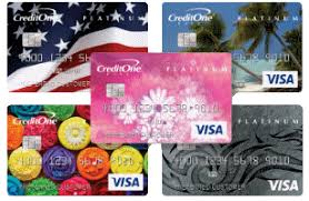 credit one credit card login payment