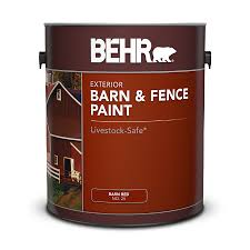 Specialty Barn And Fence Paint Behr Pro