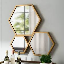 wall mirror decor living room