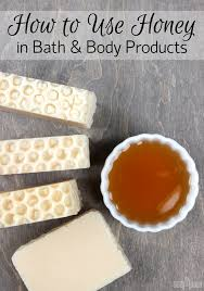 honey in bath body s