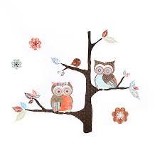 Owl Tree Wall Decal Kirklands