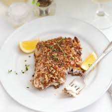 Pecan-Crusted Grouper - Louisiana Cookin