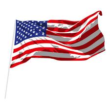 Usa waving flag - Transparent PNG & SVG vector file