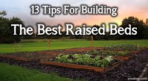 raised beds the prepper dome