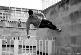 parkour how to do a wall run wall