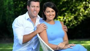 Crows chief executive Andrew Fagan and his partner Alana Smith expecting  their first child | Adelaide Now