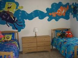 Spongebob And Nemo Bedroom Design A Fun Diy Home Decor Project Kid Room Decor Bedroom Makeover Diy Cool Diy Projects