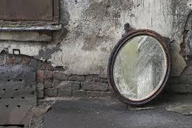 Как правильно выбрасывать старые зеркала. Обсуждение на ...