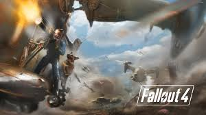 battle in fallout 4 wallpaper game