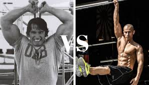 calisthenics vs weight