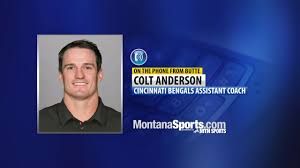 Colt Anderson making uncharted transition to Bengals coach - YouTube