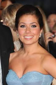 NIKKI SANDERS at 2014 National Television Awards in London – HawtCelebs
