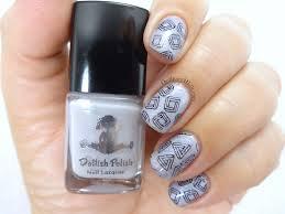 layered swirls nail art 2 ordinarymisfit