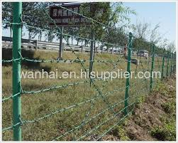 Barbed Wire Boundary Fence From China Manufacturer Anping County Wanhai Metal Products Trading Co Ltd