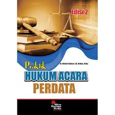 praktik hukum acara perdata ed
