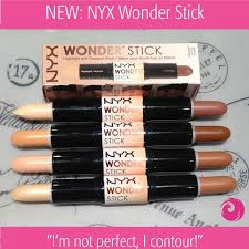 nyx wonder stick highlight n contour