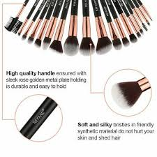 professional makeup brushes 18 piece