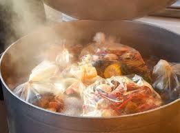 Dungeness Crab Cajun Boil Bags - Eugene ...