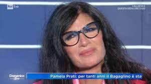 Domenica In, Pamela Prati in lacrime: il racconto doloroso