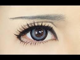 anime eye makeup tutorial cat eye makeup