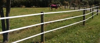 Equirail Horse Fencing Overview Composite Pvc Fences