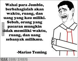 jomblo quote for fun only