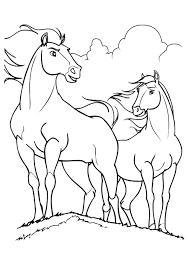 Paard3 Topkleurplaat Nl