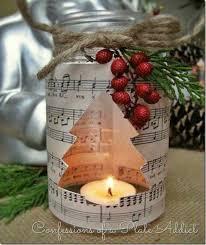Pin by Ada Greene on Vánoční dekorace   Christmas jars, Mason jar candles  christmas, Christmas mason jars