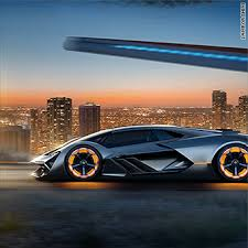 battery free electric supercar