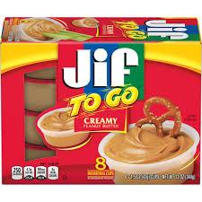 jif to go creamy peanut er 12