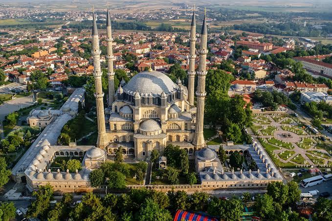 "Resultado de imagem para Selimiye mosque"""