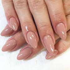 almond nails everything you need to know