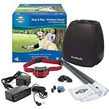 Wireless Dog Fence System With Gps Outdoor Invisible
