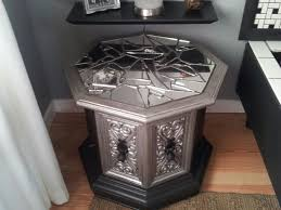 painting ideas for end tables