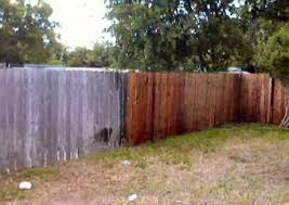 Wood Fence What Is The Best Wood Fence Sealer