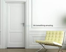 Do Something Amazing Quote Wall Stickers Inspirational Lettering Quote Wall Decal Wall Quotes Wall Quotes Decals Wall Decals